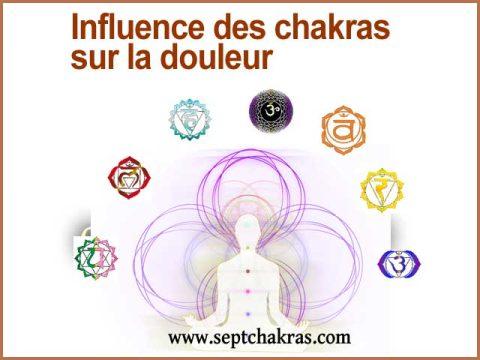 Contrôlez la douleur en agissant sur les sept chakras principaux