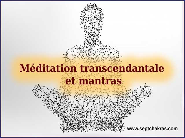 Méditation transcendantale et mantras