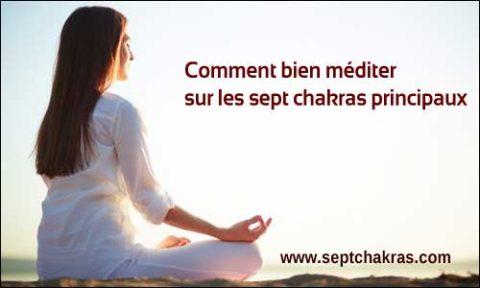 Méditation sur le chakra du cœur, le quatrième chakra