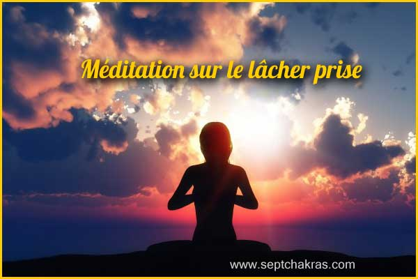 Méditation sur le lâcher prise