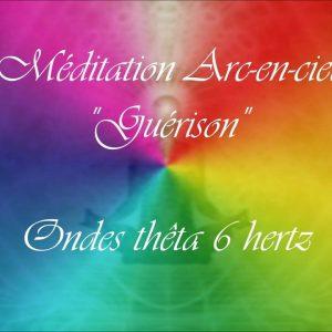 Méditation guidée pour la guérison - video