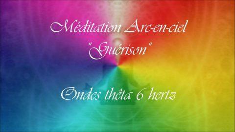 Méditation guidée pour la guérison – video