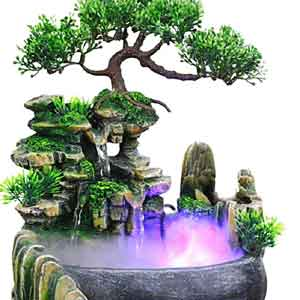Cascade Fontaine Zen