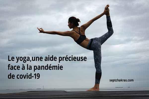 yoga pendant la pandemie covid-19